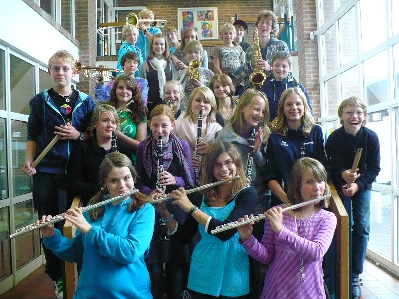 JuniorBigBand 2010